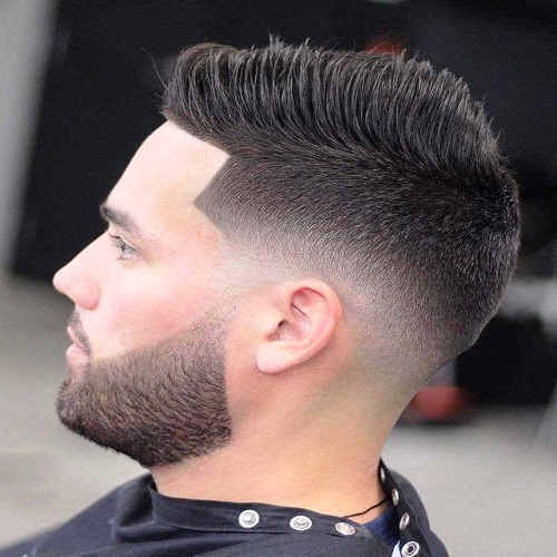 Clean and Simple Low Fade