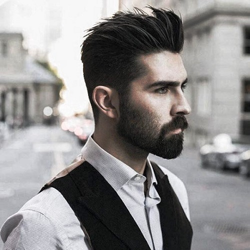 Remarkable 60 Best Beard Styles For Men Of All Ages Men Emporium Natural Hairstyles Runnerswayorg