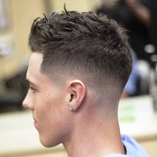 Low Fade Haircuts for Men