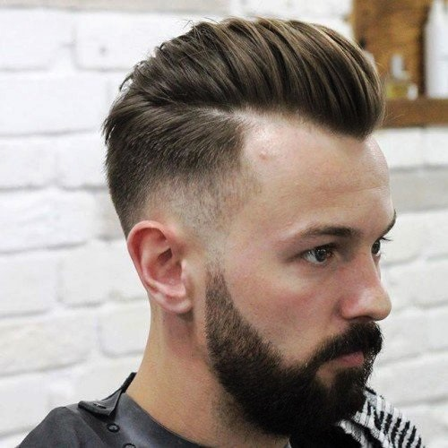 NATURAL POMP STYLE