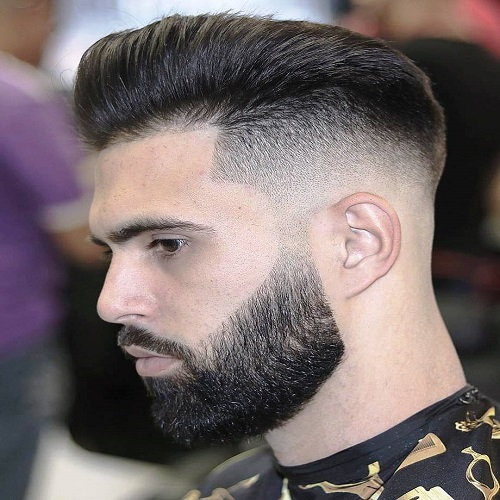 Side Turned Top with Tapered Sides