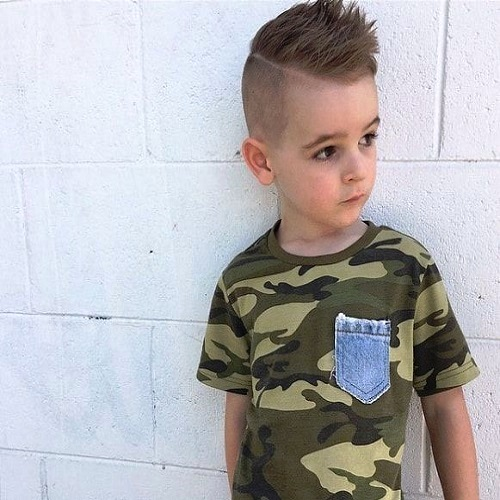 Military Haircuts For Little Boys 34