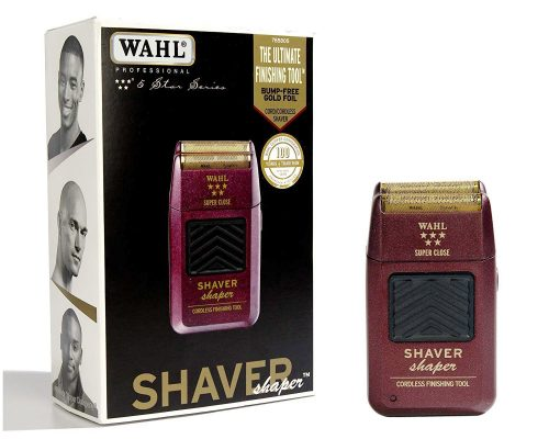 WAHL'S PROFESSIONAL 5-STAR SERIES RECHARGEABLE SHAVER