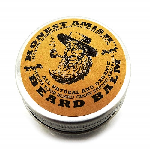 HONEST AMISH Best BEARD BALMS