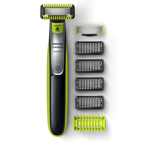 Philips Norelco Hybrid Electric Trimmer and Shaver, QP2630