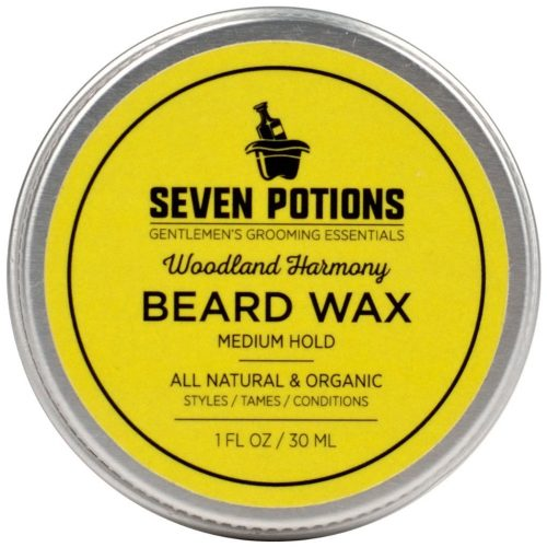 SEVEN POTIONS BEARD'S WAX