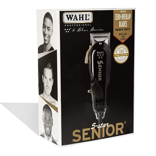 WAHL PROFESSIONAL 5 STAR SENIOR BEST HAIR CLIPPERS FOR FADES