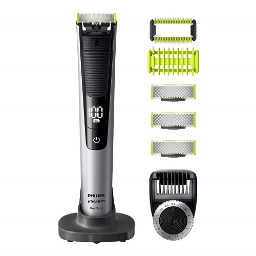 Philips Norelco Oneblade Pro (Best electric shavers under 50)