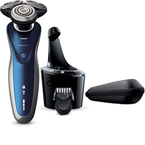 Philips Norelco 8900 - best for dry skin