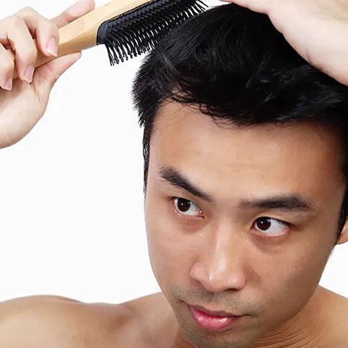 How To Get Waves Keep Brushing The Hair